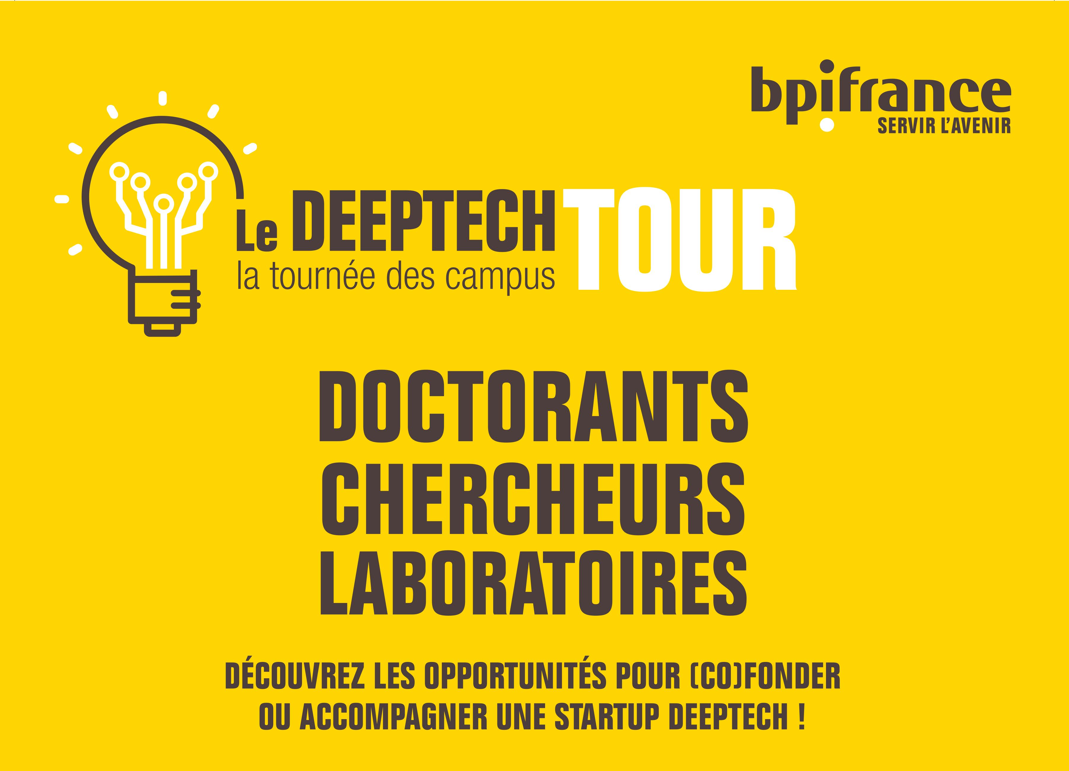 Bpifrance Deeptech Grenoble Doctorants Chercheurs Laboratoires