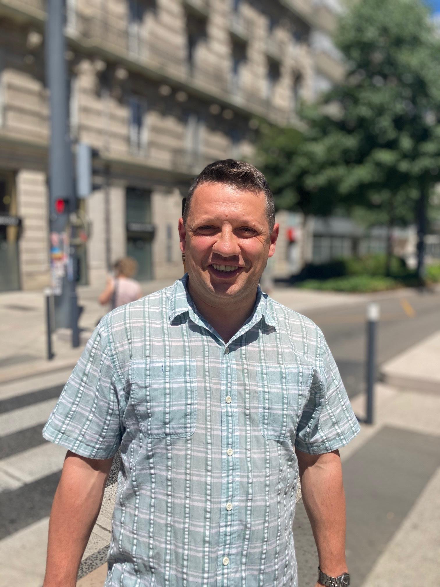Cornel Iona, CEO d'Altrans