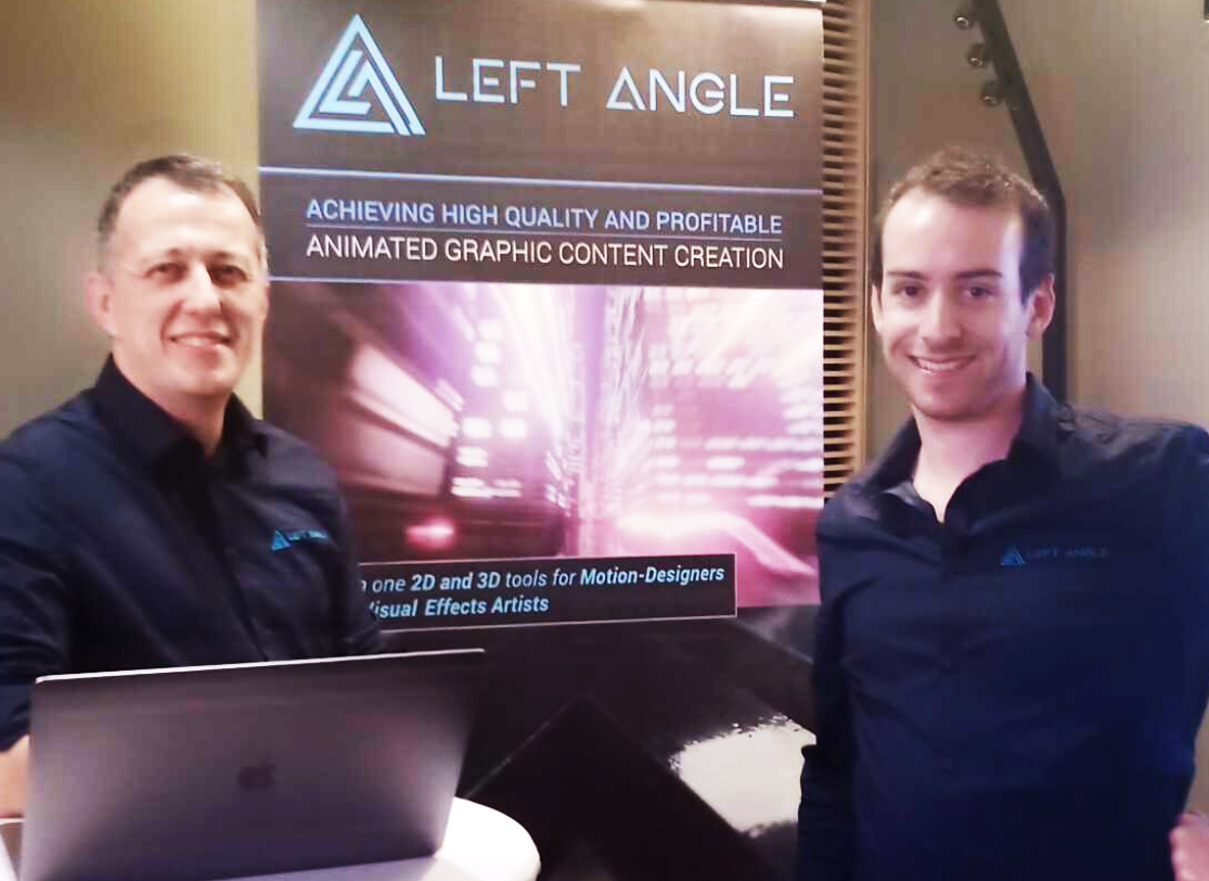 Equipe Startup Left angle