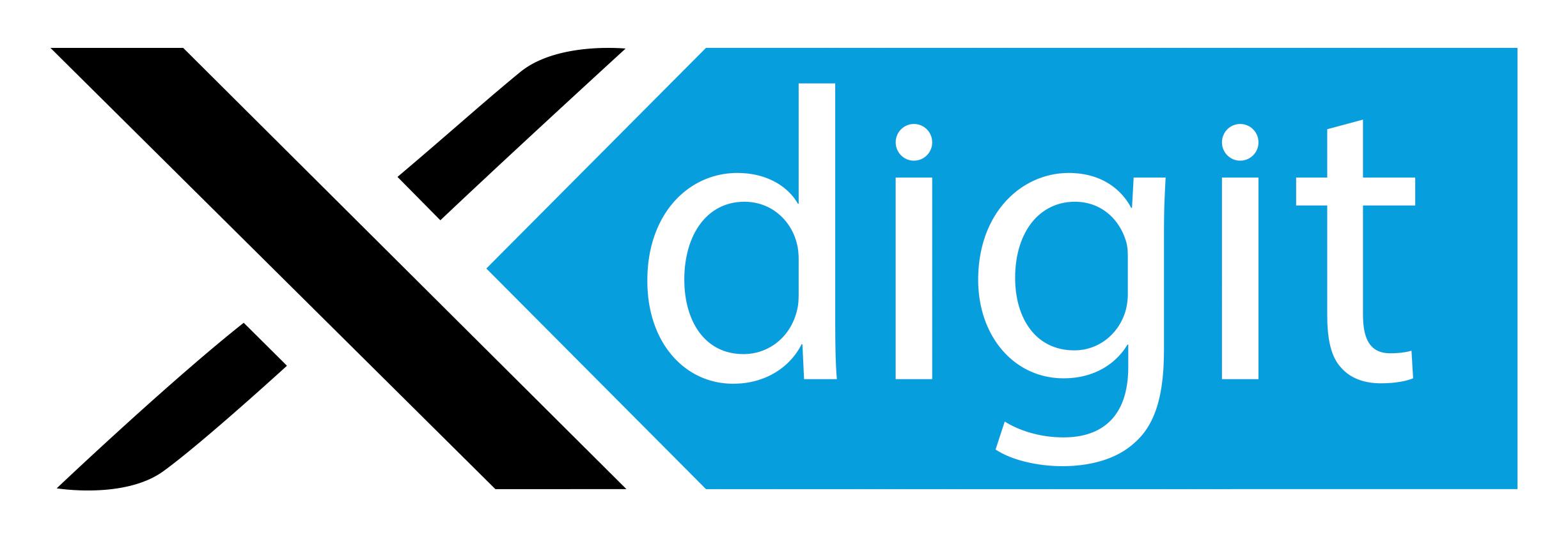 Logo X digit RVB 300dpi