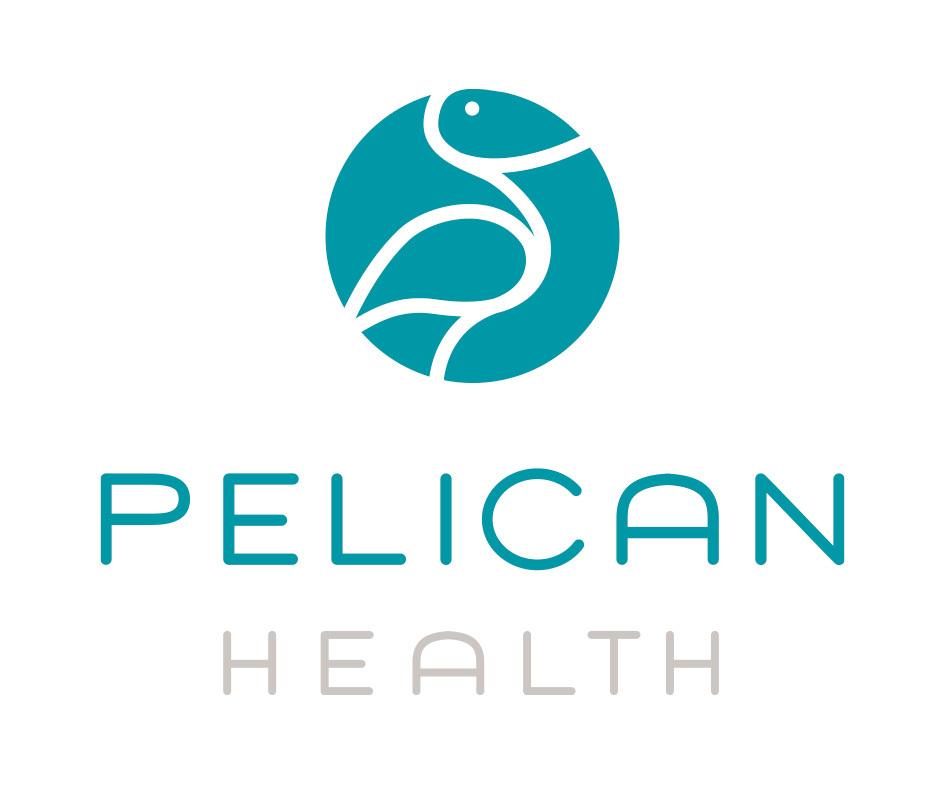 Logo pelican couleur