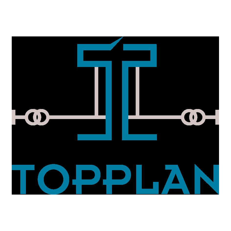 Logo topplan web